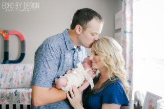 Dayton Infertility Miracle Baby Photographer